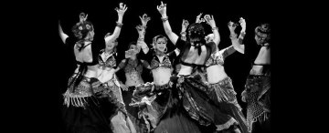 American Tribal Style Bellydance