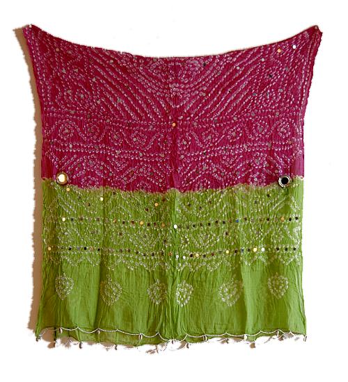 Bandhini scarf