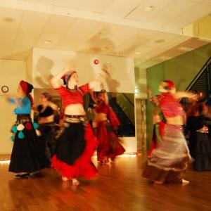 Oslo Tribal Bellydance School Easter Hafla 2010