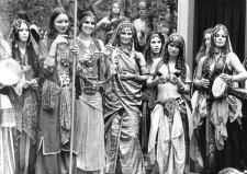 Lisa, Aida, Galya, Meta and Feiruza of Bal Anat