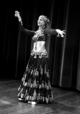 Jorunn at 1001 Nights spring 2011