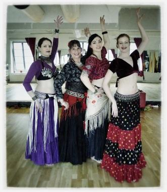 Oslo Tribal Bellydance School Summer Hafla 2011