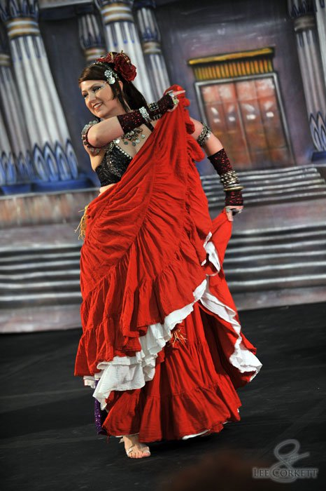 Shannon of Divine Chaos Tribal
