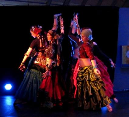 oslo-tribal-bellydance-school-maker-faire-oslo-2014-b