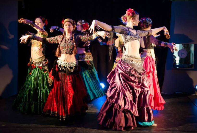 oslo-tribal-bellydance-school-maker-faire-oslo-2014-f