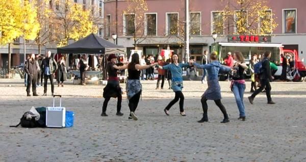 OTBS at ATS Flash Mob World Wide 2014