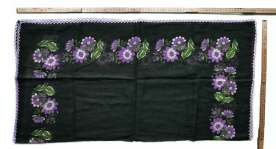 shawl-turkish-flower-print-black-purple
