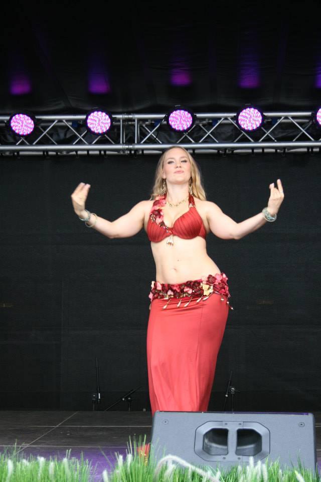 Aurora Orientalsk Dans