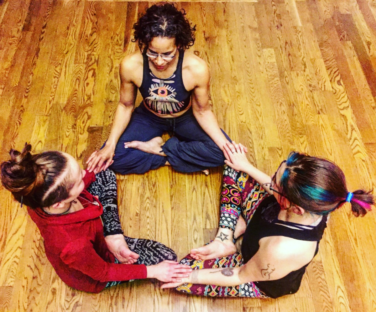 JOURNEY OF TRANSFORMATION: TANTRA YOGA MEETS BELLYDANCE!